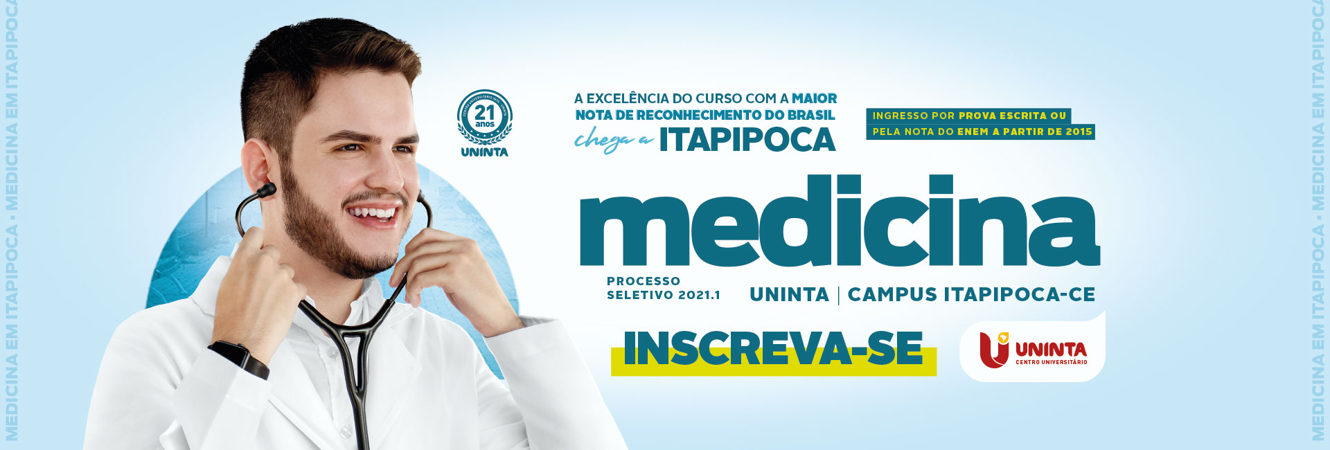 Medicina - UNINTA / Campus Itapipoca-CE