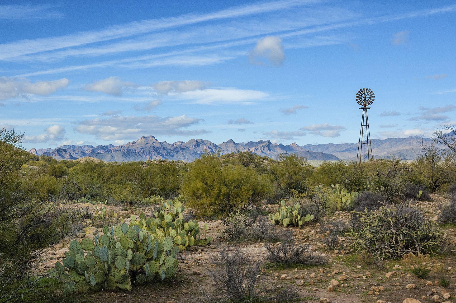 Superior, Arizona
