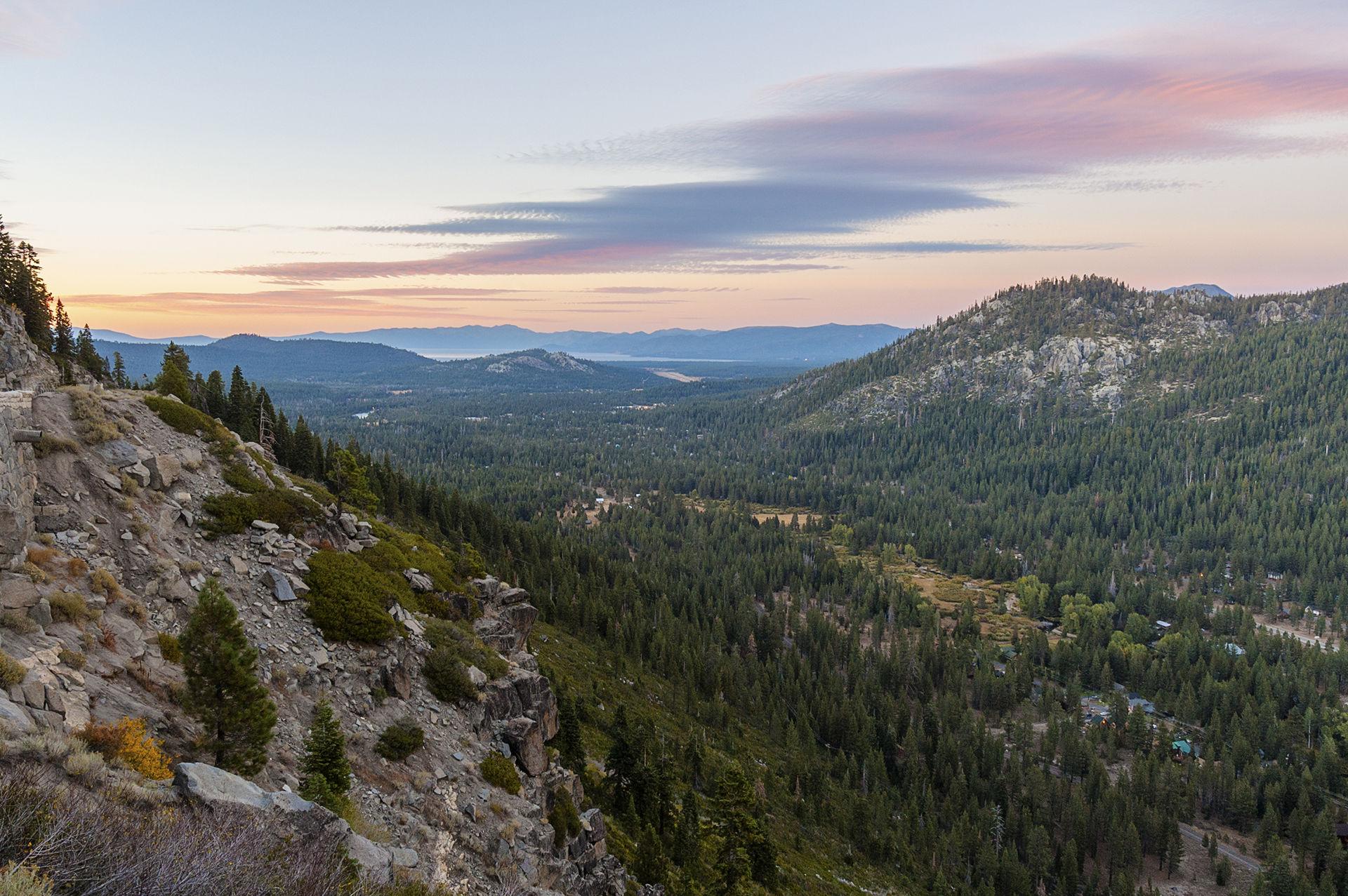 Lake Tahoe, Califórnia