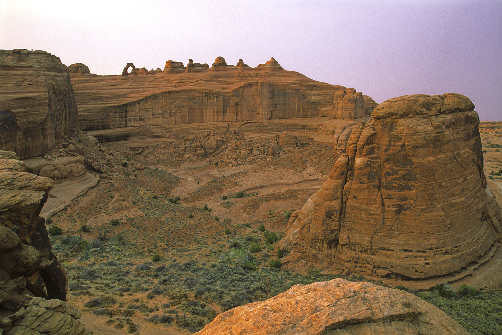 Arcos Parque Nacional, Moab, Utah