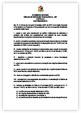 Regimento Interno - NIT-01