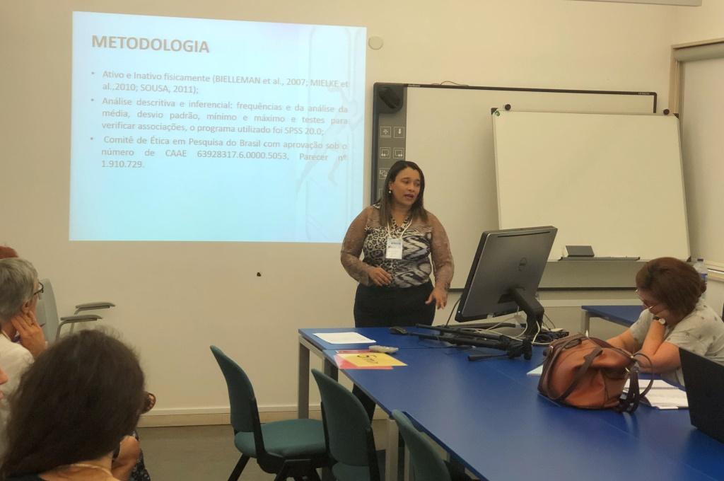 Pró-Reitora do UNINTA participa de congresso em Portugal