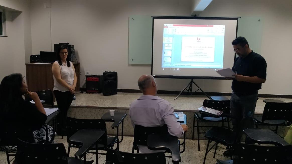Defesa de dissertação do Mestrado em Biotecnologia da aluna Ana Talita Carvalho Pontes em 11-02-2019