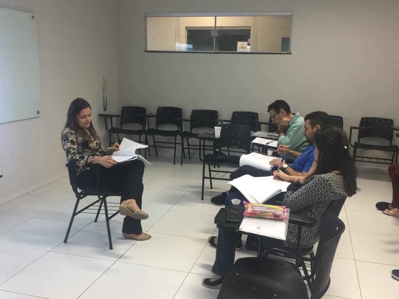 Defesa de qualificação do Mestrado em Biotecnologia da aluna Ramaiana Soares Melo em 28-02-2019