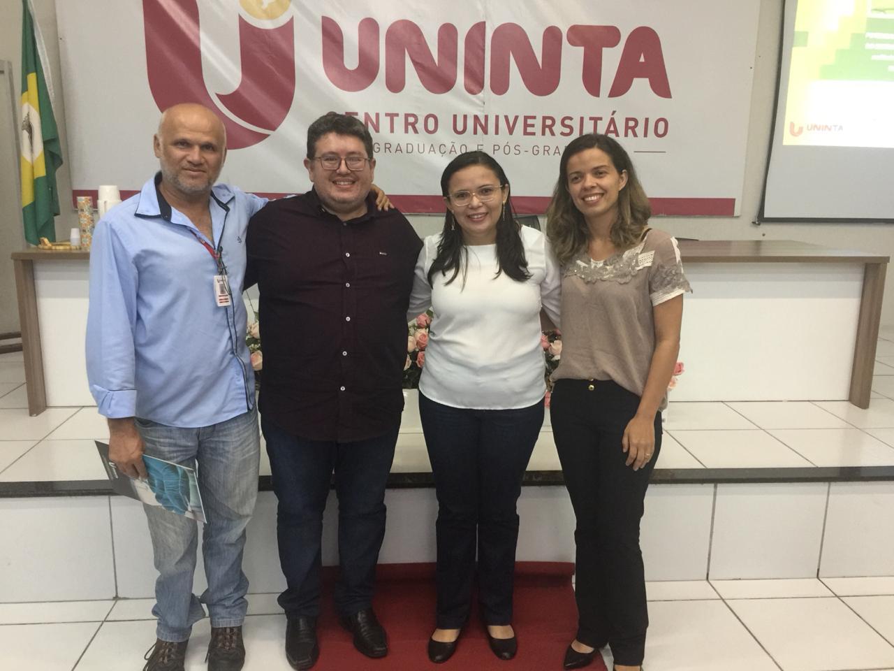 Defesa de dissertação do Mestrado em Biotecnologia da aluna Ana Kamila Teófilo Gomes Bezerra em 28-02-2019