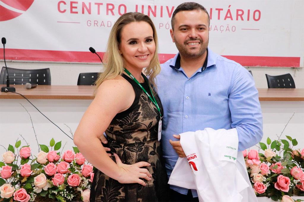 Nutrição UNINTA promove Cerimônia do Jaleco