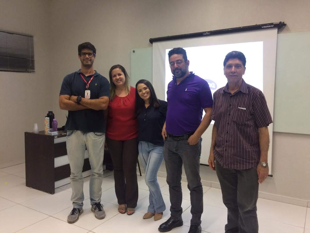 Registro o Exame de Qualificação da aluna: Janaelia Ferreira Vasconcelos em 28-08-2019