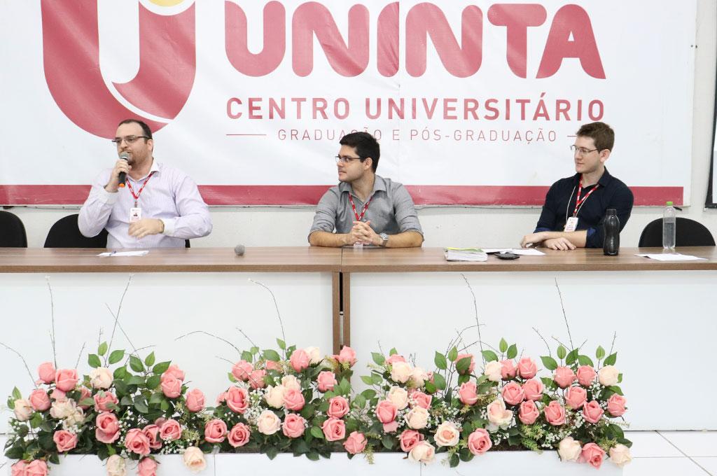 Direito UNINTA debate os Principais Julgados do STF e STJ durante palestra