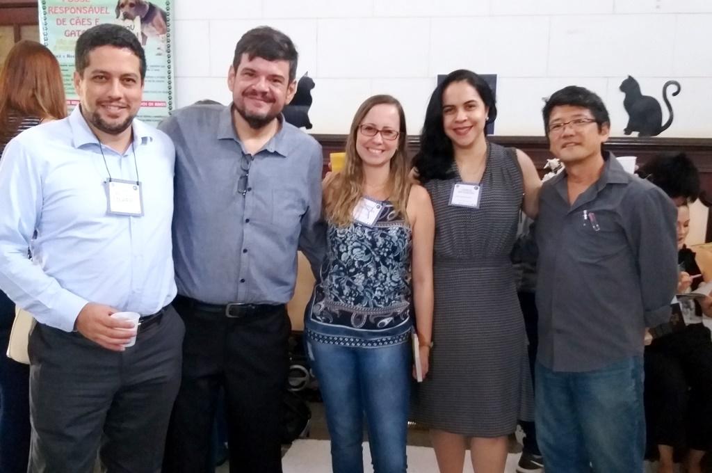 Professora do UNINTA participa de conferência em São Paulo