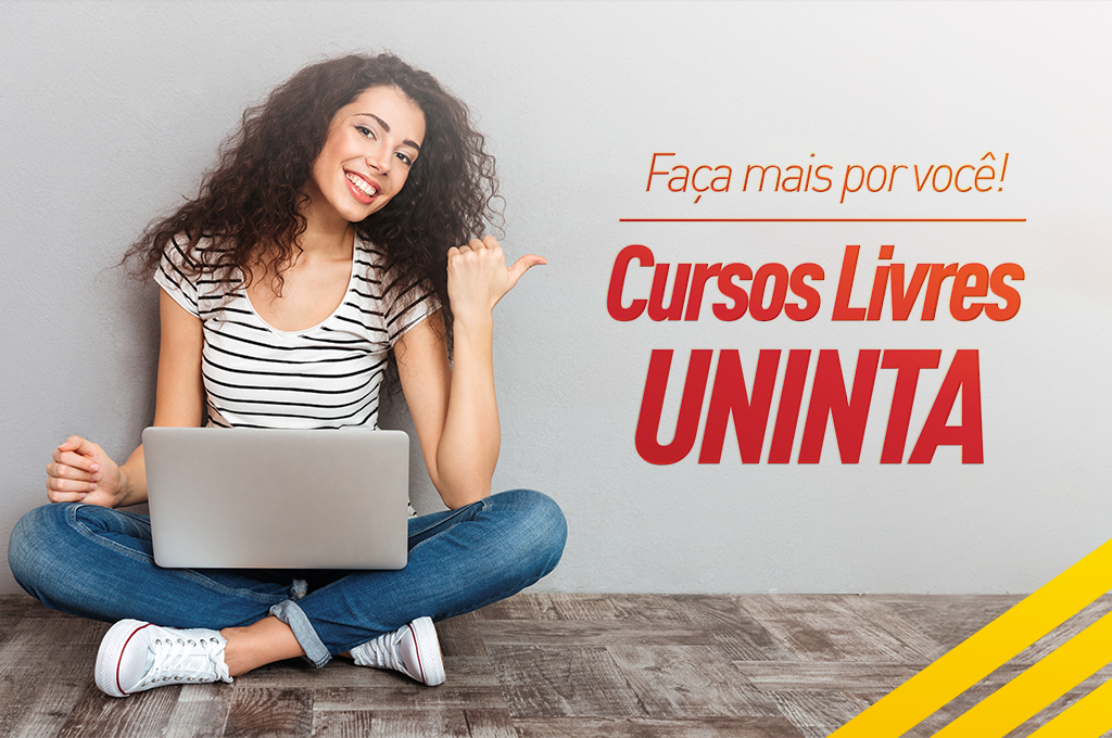 Estude de casa: UNINTA oferece 30 cursos gratuitos online para o público