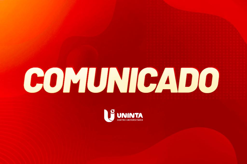 Comunicado: Prêmio Universitário 2020