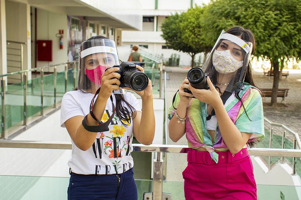 Curso de Jornalismo do UNINTA retoma aulas práticas cumprindo os protocolos de Biossegurança