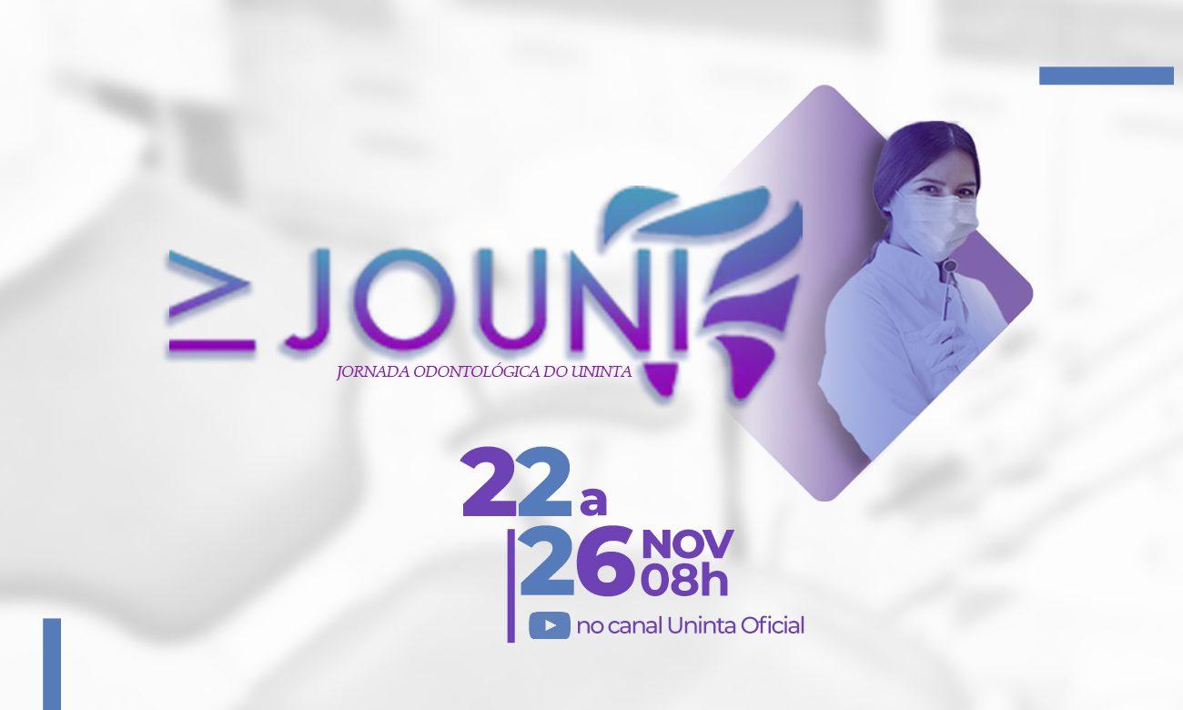IV JOUNI estudará a Odontologia Contemporânea; inscrições estão abertas