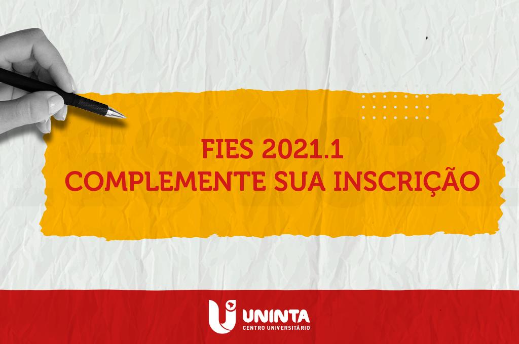 FIES 2021.1: Confira a lista de Documentos para adesão