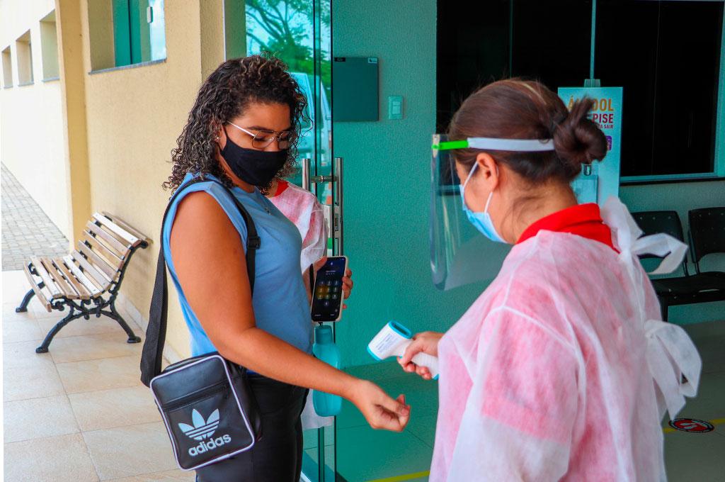 Medicina Campus Itapipoca: Cumprindo protocolos de biossegurança, UNINTA realiza primeiro processo seletivo do curso