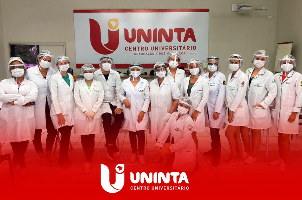 Pós-graduação UNINTA: estudantes dos cursos de especialização retornam às aulas práticas