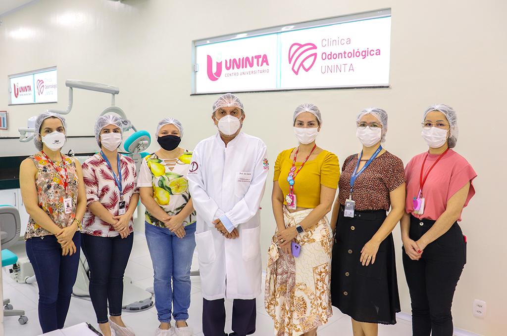 Curso de Odontologia do UNINTA firma parceria com Hospital Regional Norte (HRN) de Sobral para práticas acadêmicas