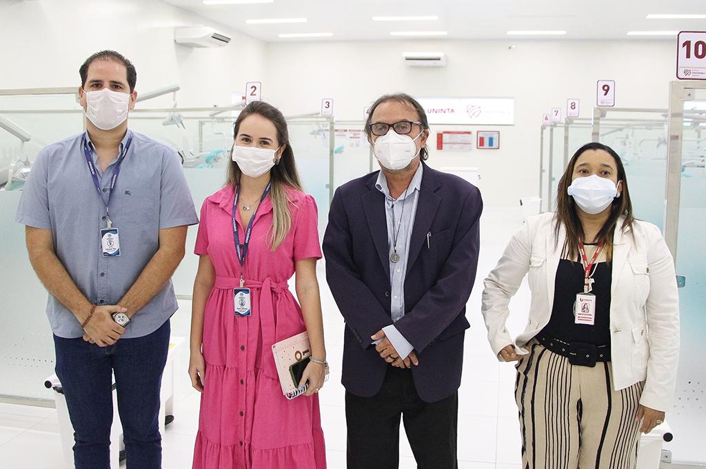Clínica Odontológica do UNINTA prepara-se para atender a zona norte do estado; Prefeitura de Forquilha entre as primeiras a firmar parceria