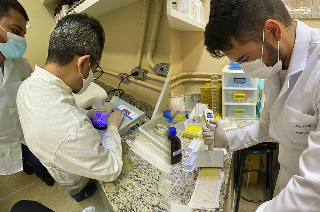 Estudantes do curso de Medicina UNINTA Campus Itapipoca visitaram Laboratório Integrado de Biomoléculas, em Fortaleza